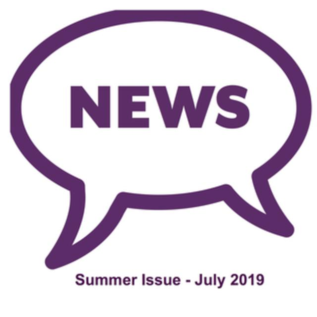 Newsletter Summer 2019 page 1